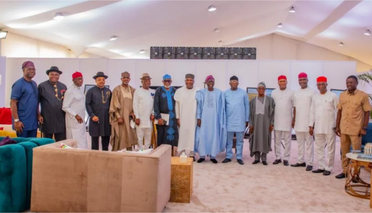 Southern-governors-in-Lagos