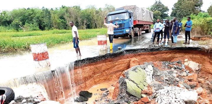 Ondo-bad-road